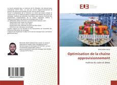 Couverture de Optimisation de la chaîne approvisionnement