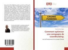 Buchcover von Comment optimiser une campagne de crowdfunding: