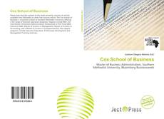 Buchcover von Cox School of Business
