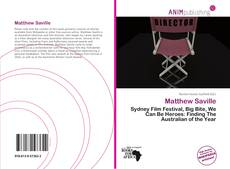 Couverture de Matthew Saville