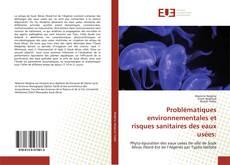 Portada del libro de Problématiques environnementales et risques sanitaires des eaux usées: