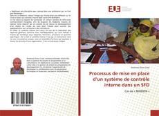 Bookcover of Processus de mise en place d'un système de contrôle interne dans un SFD