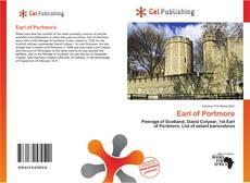 Обложка Earl of Portmore