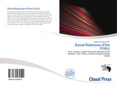 Capa do livro de David Robinson (Film Critic)