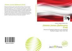 Jimmie Jones (Defensive End) kitap kapağı