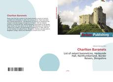 Bookcover of Charlton Baronets