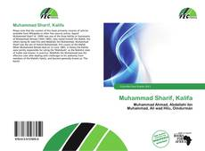 Bookcover of Muhammad Sharif, Kalifa