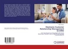 Electronic Customer Relationship Management (e-CRM) kitap kapağı