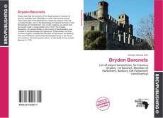 Bookcover of Dryden Baronets