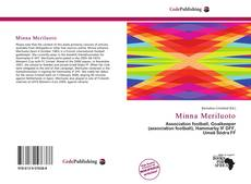 Bookcover of Minna Meriluoto