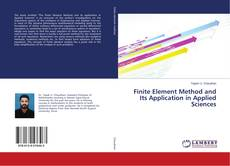 Finite Element Method and Its Application in Applied Sciences kitap kapağı