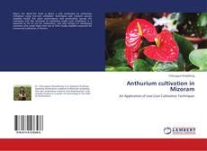 Bookcover of Anthurium cultivation in Mizoram