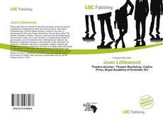 Bookcover of Joan Littlewood