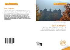 Обложка Earl Cowper