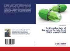 Borítókép a  Antifungal Activity of Leptadenia hastata (Pers) Decne Leaves Extract - hoz