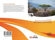 Capa do livro de Acacia Acanthoclada