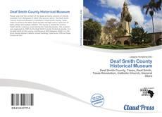 Capa do livro de Deaf Smith County Historical Museum