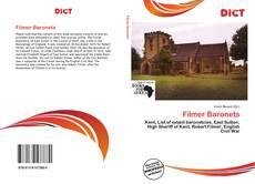 Bookcover of Filmer Baronets