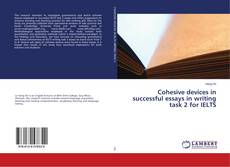 Buchcover von Cohesive devices in successful essays in writing task 2 for IELTS