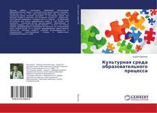 Copertina di Культурная среда образовательного процесса