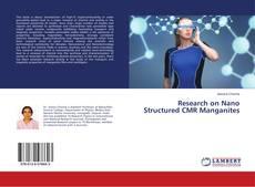 Buchcover von Research on Nano Structured CMR Manganites