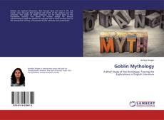 Bookcover of Goblin Mythology