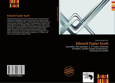 Обложка Edward Taylor Scott