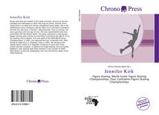 Bookcover of Jennifer Kirk