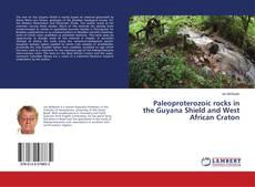 Capa do livro de Paleoproterozoic rocks in the Guyana Shield and West African Craton