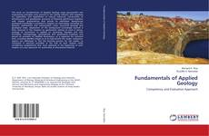 Bookcover of Fundamentals of Applied Geology