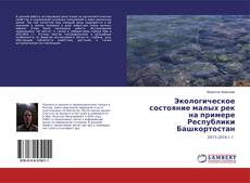 Bookcover of Экологическое состояние малых рек на примере Республики Башкортостан