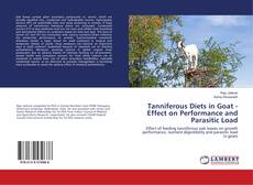 Copertina di Tanniferous Diets in Goat - Effect on Performance and Parasitic Load