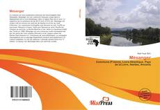 Capa do livro de Mésanger