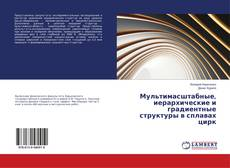 Bookcover of Мультимасштабные, иерархические и градиентные структуры в сплавах цирк