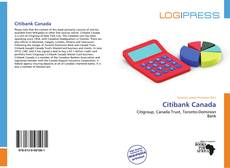 Bookcover of Citibank Canada