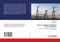 Copertina di Power quality in Modern Power Systems