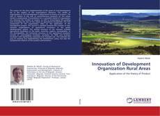 Portada del libro de Innovation of Development Organization Rural Areas