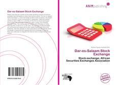Обложка Dar-es-Salaam Stock Exchange