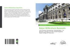 Baker Wilbraham Baronets kitap kapağı