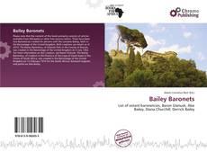 Portada del libro de Bailey Baronets
