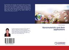 Bookcover of Nanomaterials and their applications