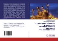 Bookcover of Структура и принцип управления когенерационной системой теплоснабжения