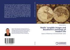 Buchcover von Roidis' tangible images and Baudelaire's paintings of modern life