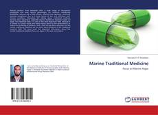 Bookcover of Marine Traditional Medicine