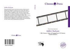 Couverture de Adhir Kalyan