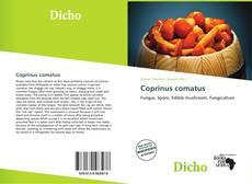 Coprinus comatus的封面