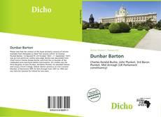 Bookcover of Dunbar Barton