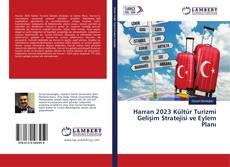 Capa do livro de Harran 2023 Kültür Turizmi Gelişim Stratejisi ve Eylem Planı