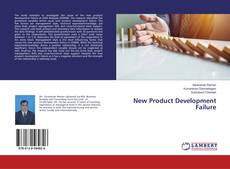 Bookcover of New Product Development Failure