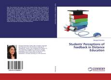 Bookcover of Students' Perceptions of Feedback in Distance Education